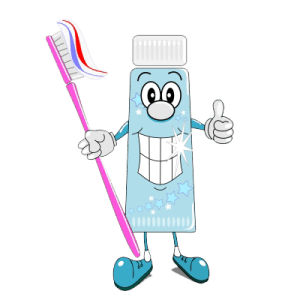 Toothpaste clipart mouth care. Did you know can
