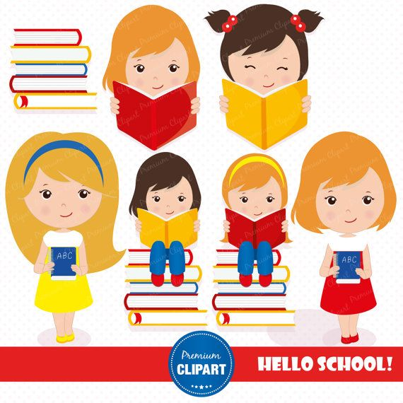 Top clipart back to school book. Best mixed all