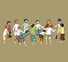 Top clipart permainan tradisional. Best perm images