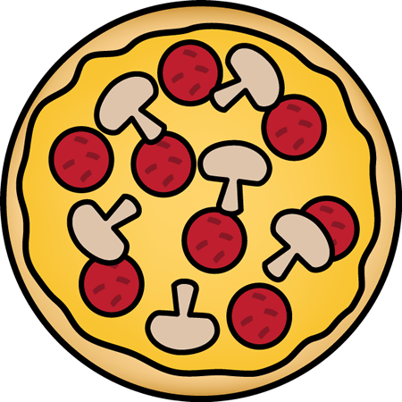 Top clipart pizza. The best blogs on