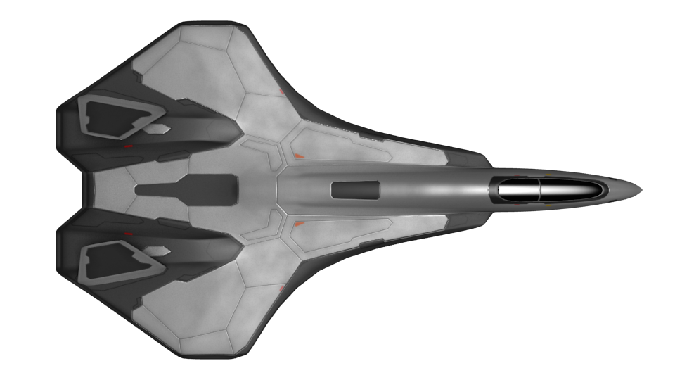 Top down spaceship png. Millionthvector new free sprite