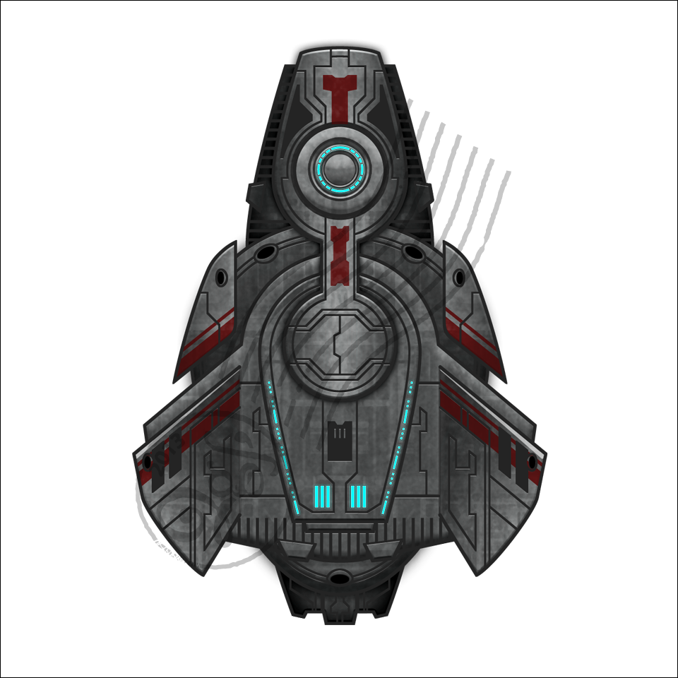 Top down spaceship png. Quire graphics graphic art