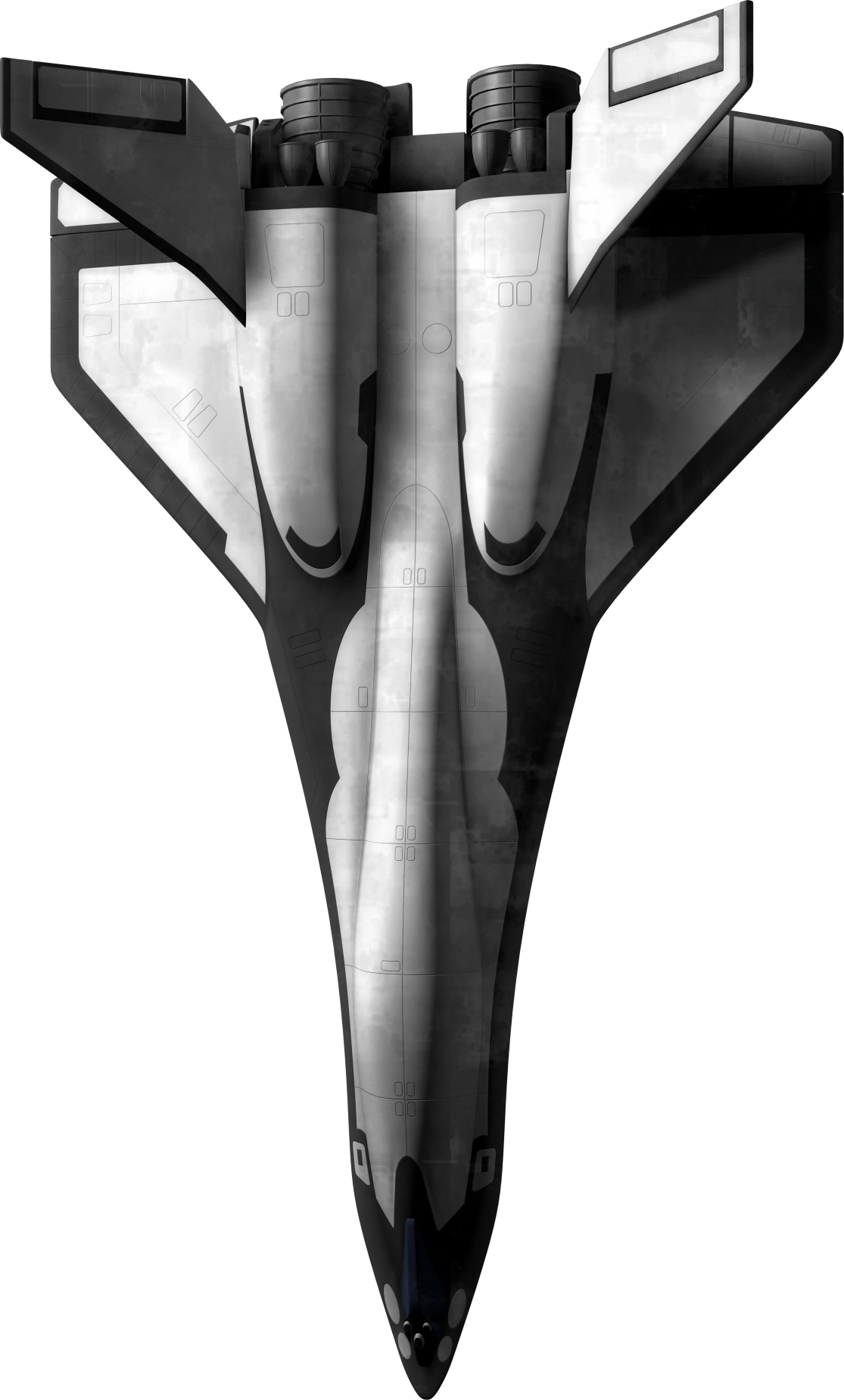 Top down spaceship png. Spacecraft muv luv wiki