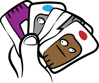 Top drawing card. How to play bears