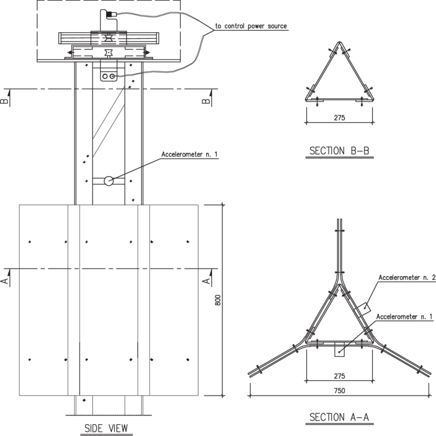 Top drawing detail. Of the mast download