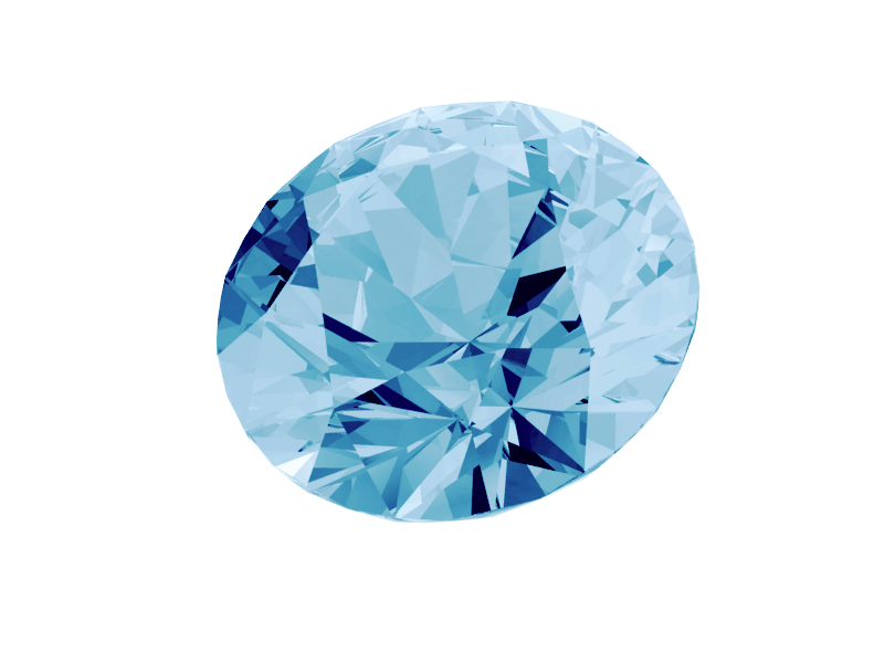 Topaz stone png image. Transparent stones dark blue clipart free library
