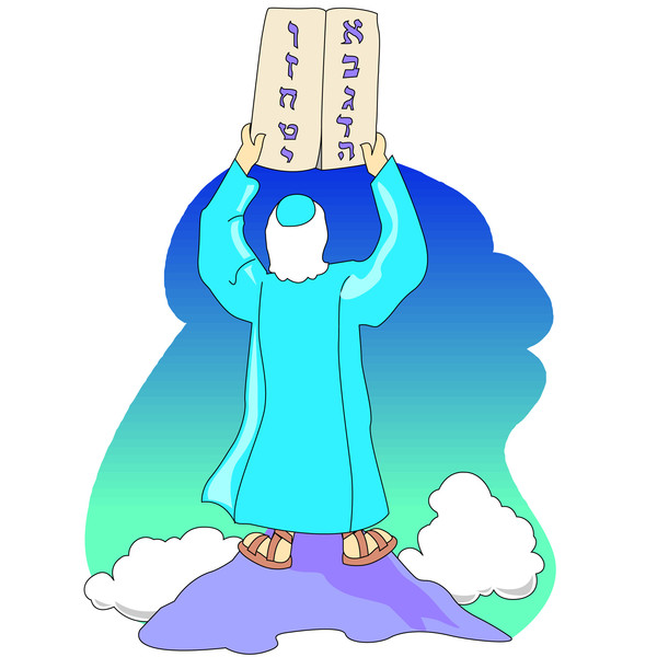Torah clipart shavuot. Festival morning service with