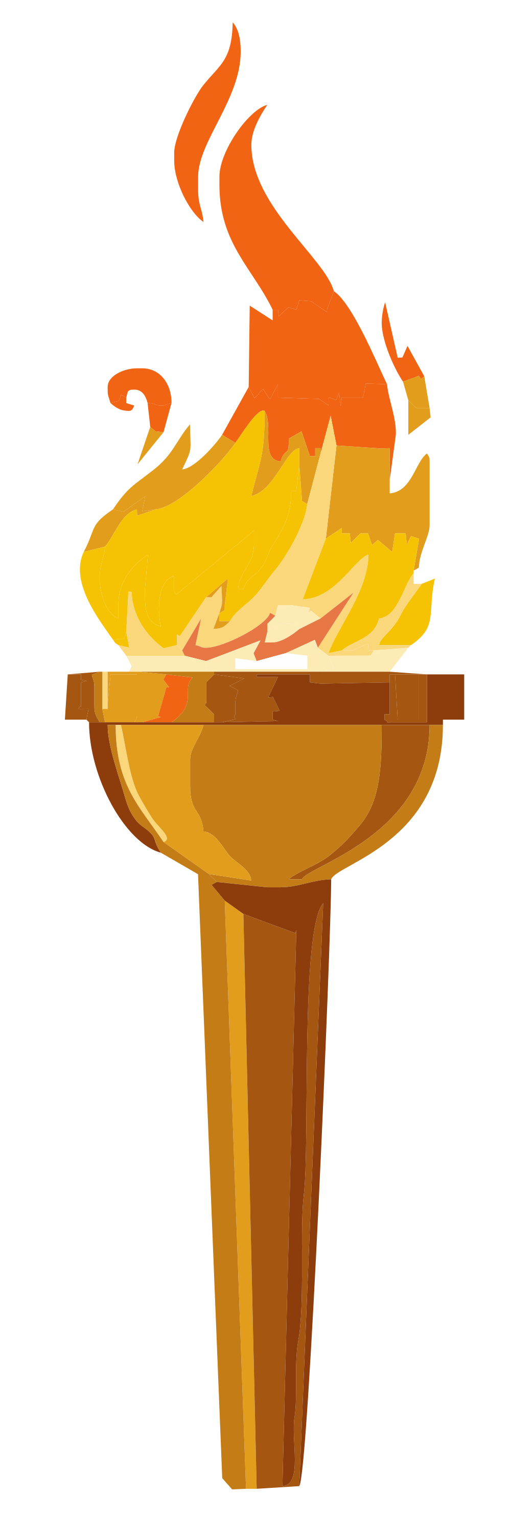 Torch clip art png. Collection of clipart