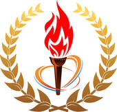 Torch clipart. Mashal pencil and in