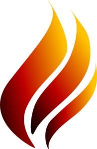 Torch clipart. Flame clip art at