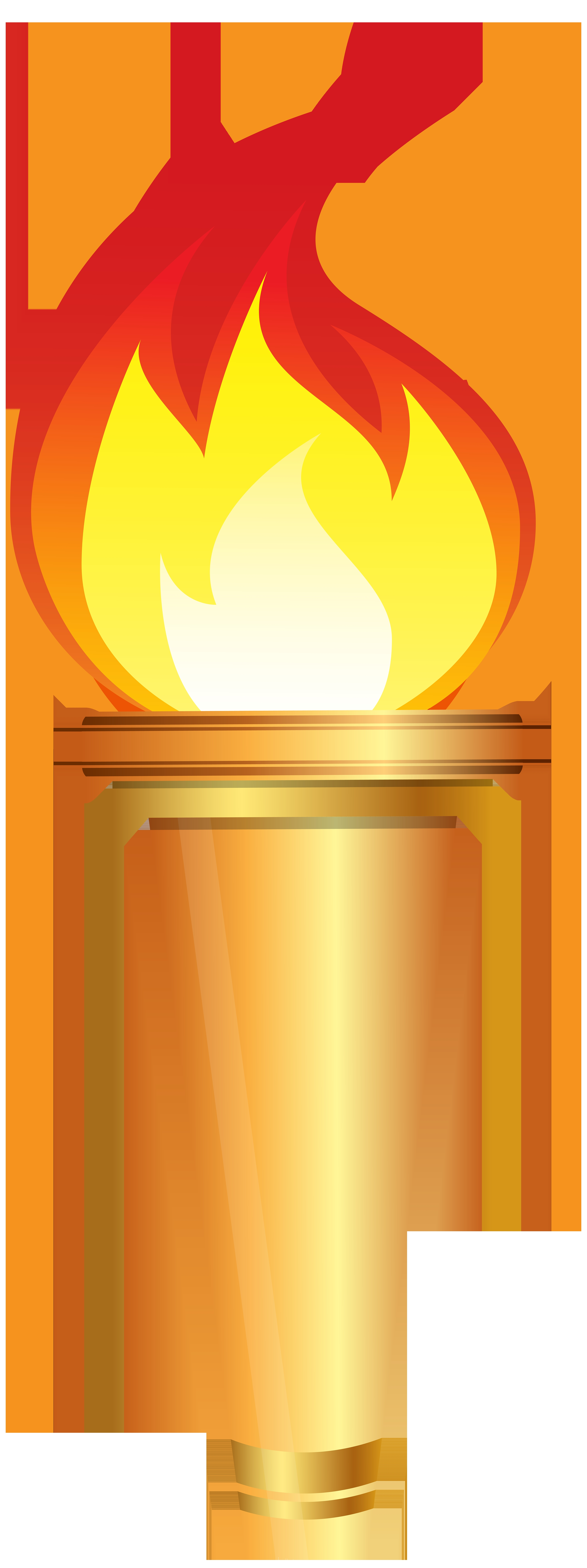 Torch clipart coloring. Best of gallery digital