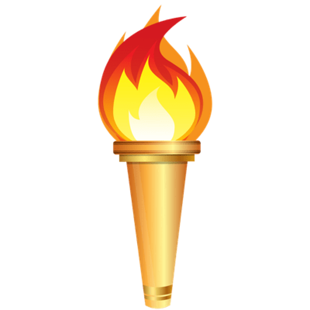 Torch clipart fire. Free download olympic transparent