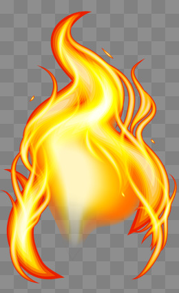 Torch clipart fire effect. Flame png vectors psd