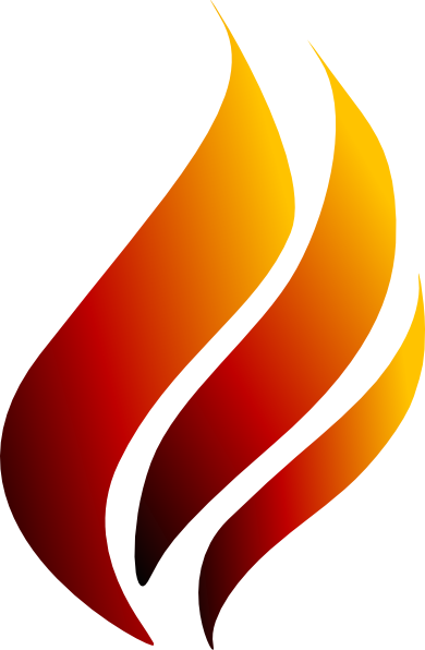 Torch clipart fire effect. Of knowledge