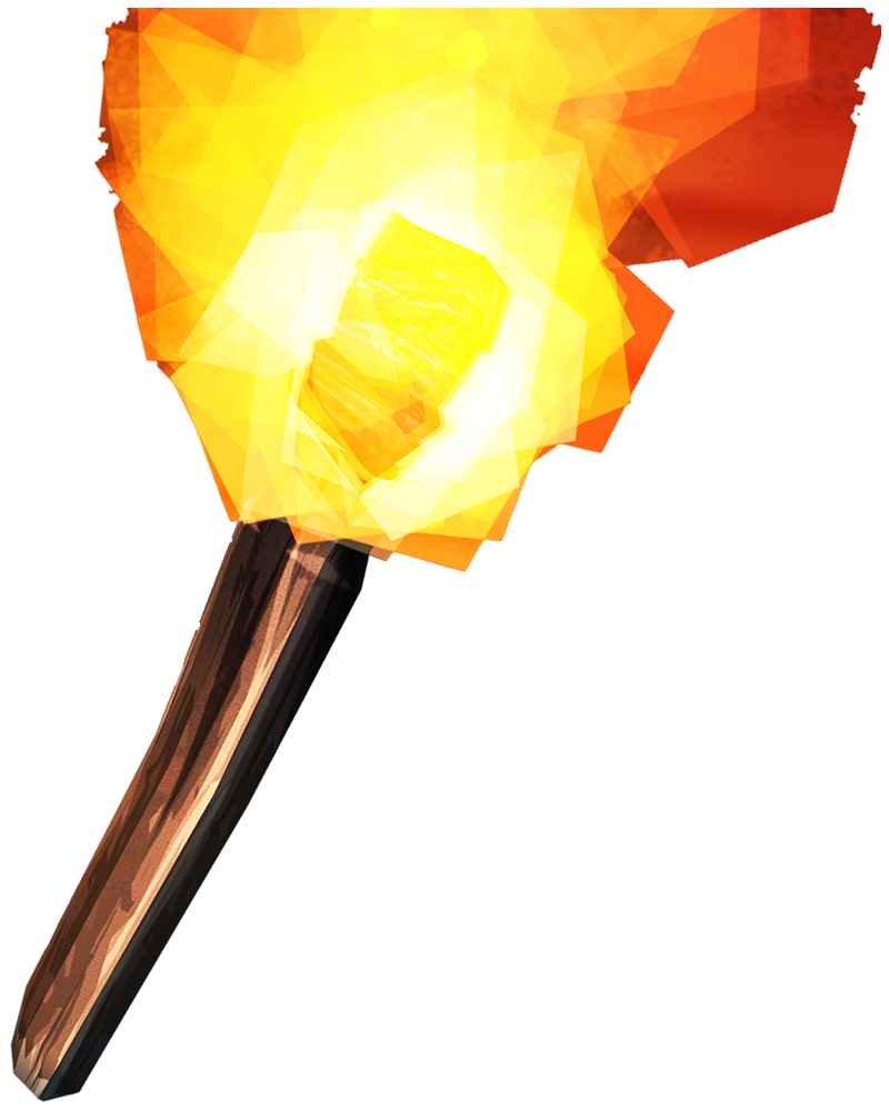 Torch image png. Burning the long dark