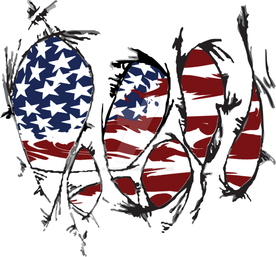Torn flag png. Shirt american by ds
