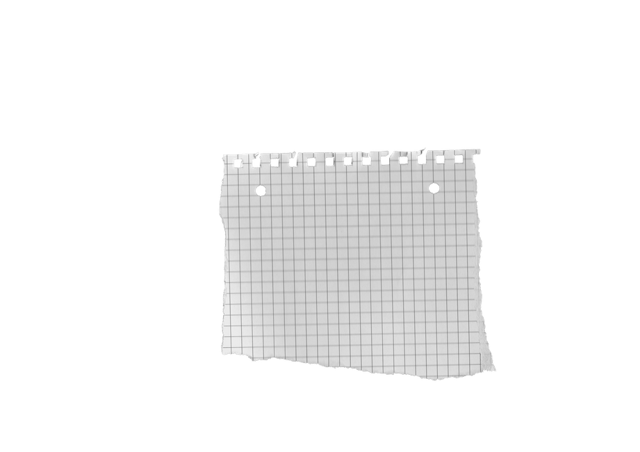 Torn note paper png. Free stock photo of