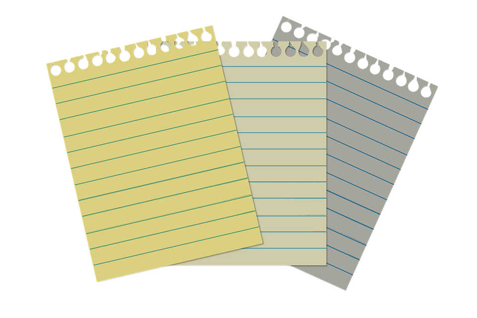 Torn notebook paper png. Ripped images in collection