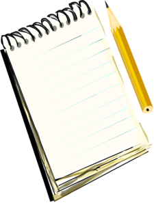 Torn notebook paper png. Clipart panda free images