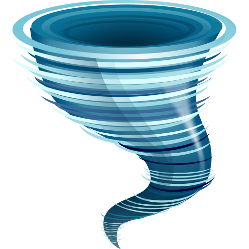 Tornado cartoon png. Image icon the world