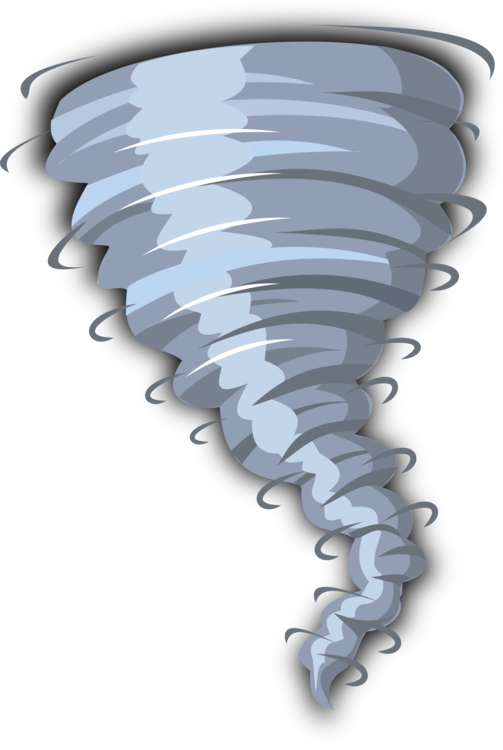 Tornado clip severe weather. Emergency tropical cyclone national
