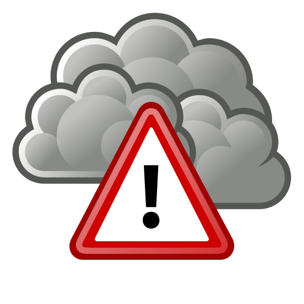 Warning clipart trust issue. Bad air great free