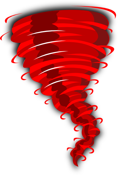 cartoon tornado png
