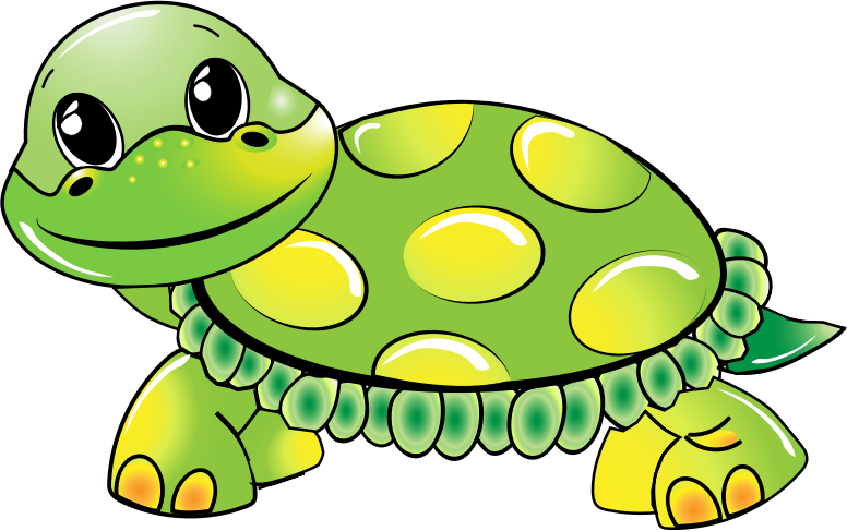 Free running cliparts download. Turtle clipart image black and white stock