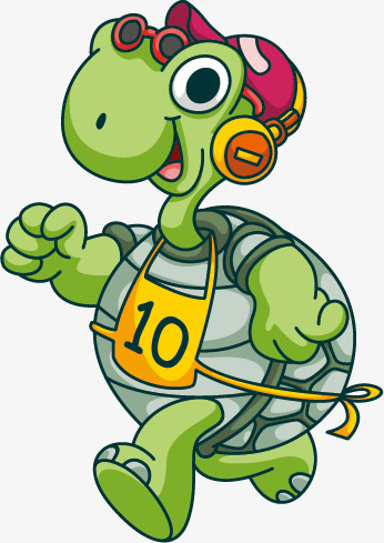 Tortoise clipart run. Running turtle shell png