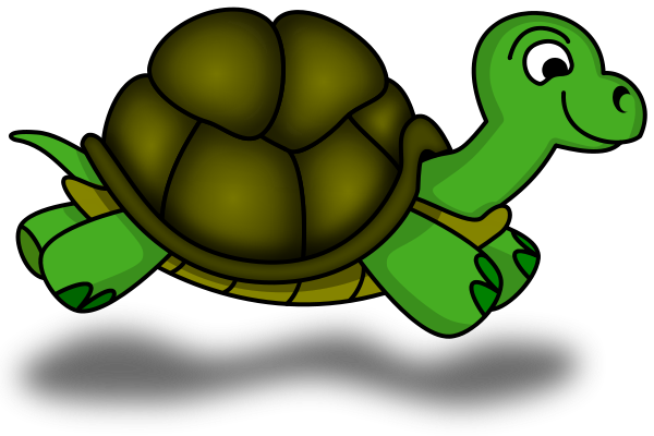 Tortoise clipart sluggish. Take it with a