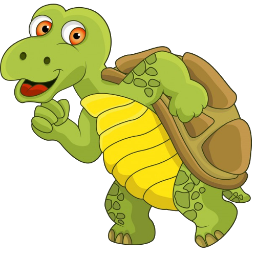 Tortoise clipart transparent background. And turtle cartoon png
