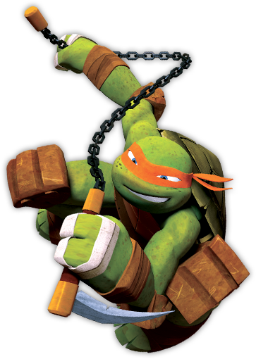 Bigfoot transparent tmnt 2012. Imagen michelangelo png wiki