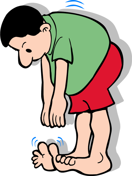 Touch clipart. Free toe cliparts download