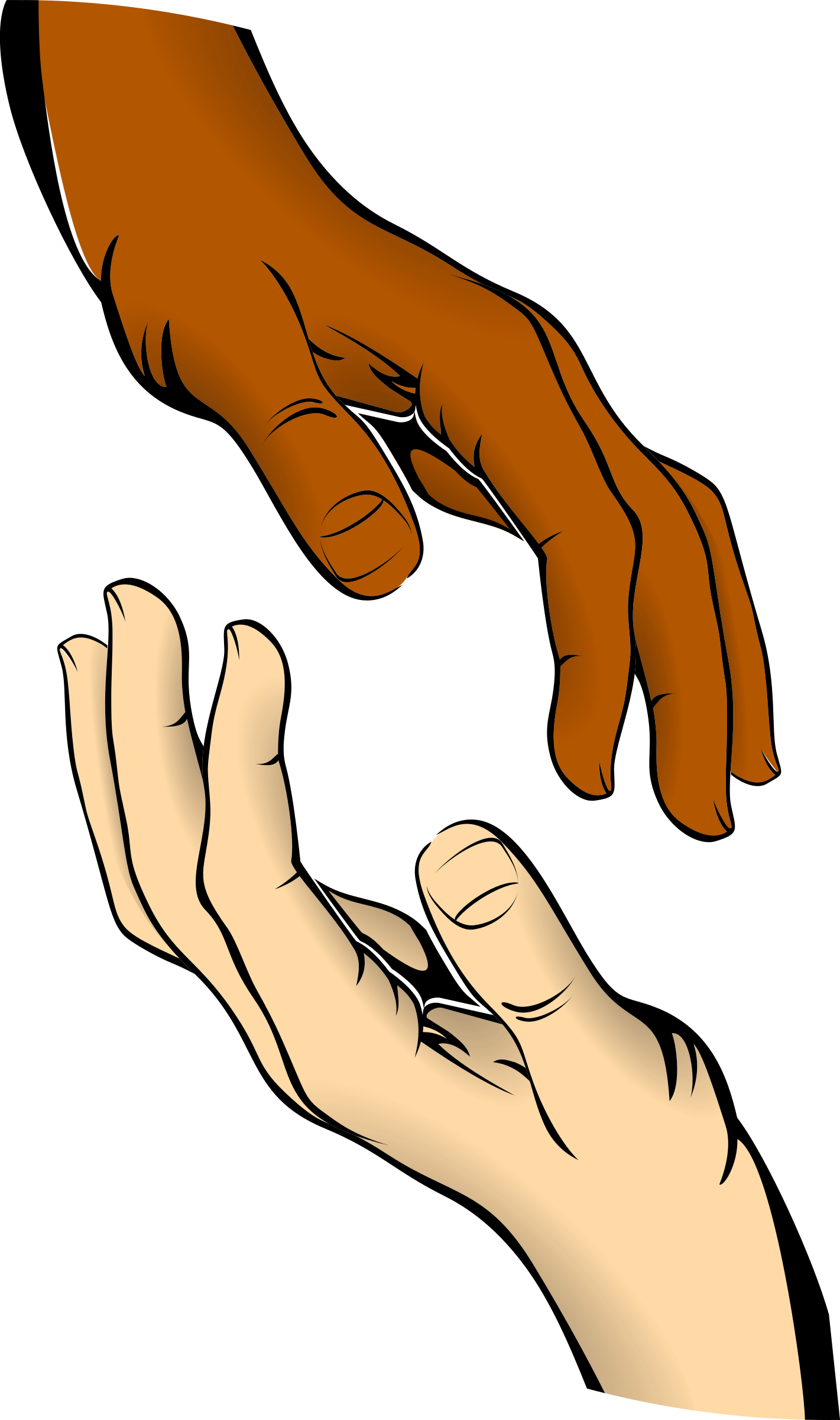 Touch clipart big hand. Hands image png