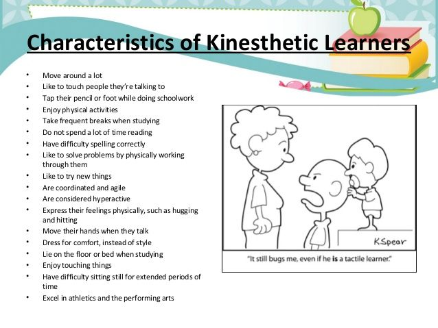 Touch clipart kinaesthetic. Best the different