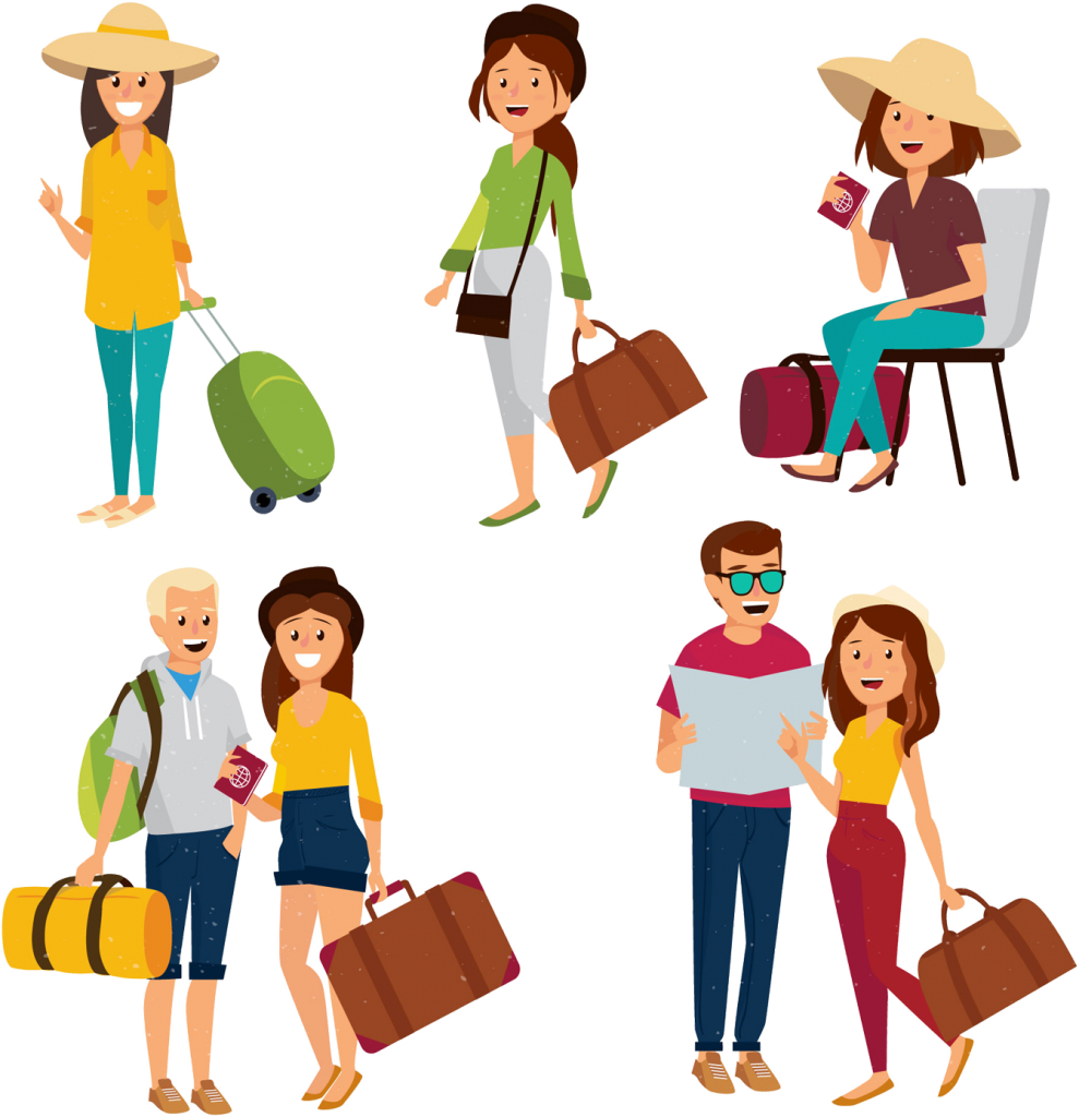 Tourist clipart kid travel. Tourism intersoft consumers for
