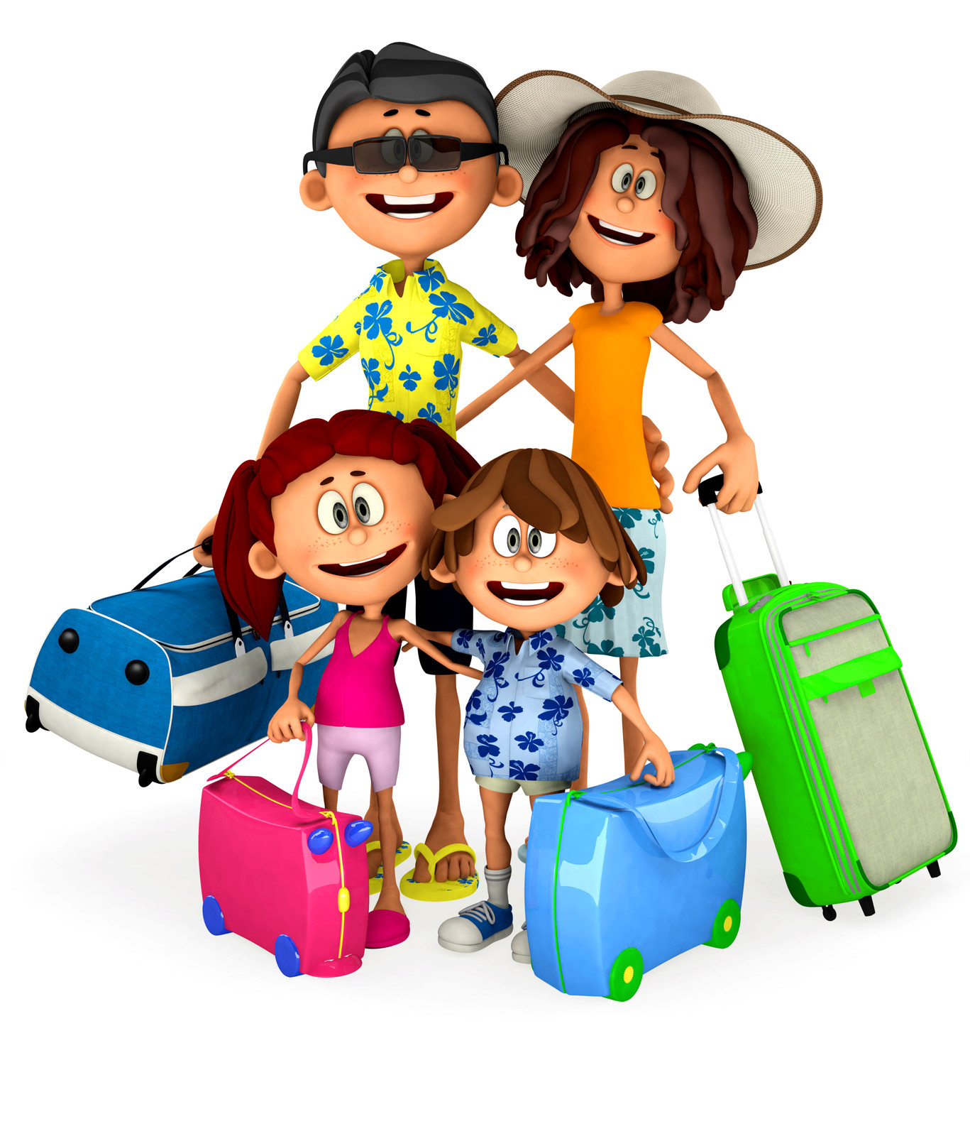 Tourist clipart kid travel. Group vacation clip art