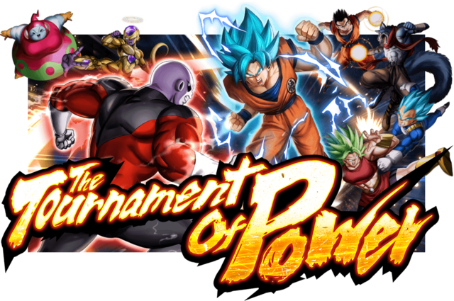 Tournament of power png. The booster case boxes