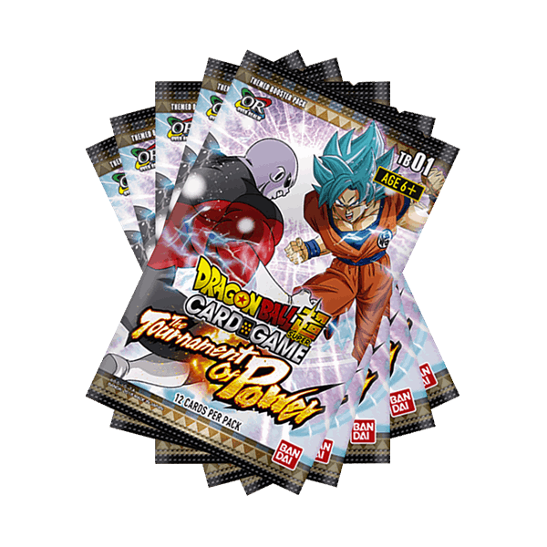 Tournament of power png. Dragonball super tcg the