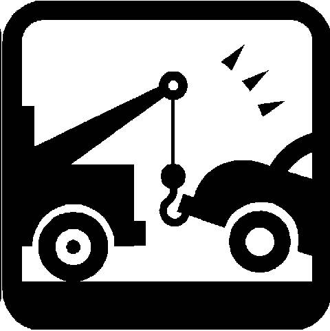 Tow clipart. Truck towing clipartix