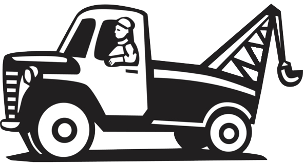 Tow clipart rollback wrecker. Free towing cliparts download