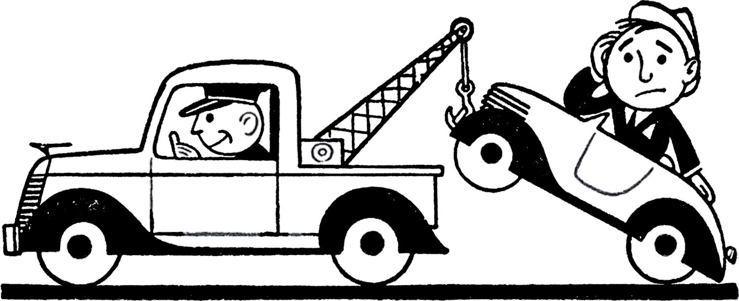 Tow clipart car towed. Helpful towing tips