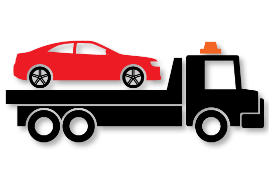 Tow clipart car towed. Towing hr brooklyn ny
