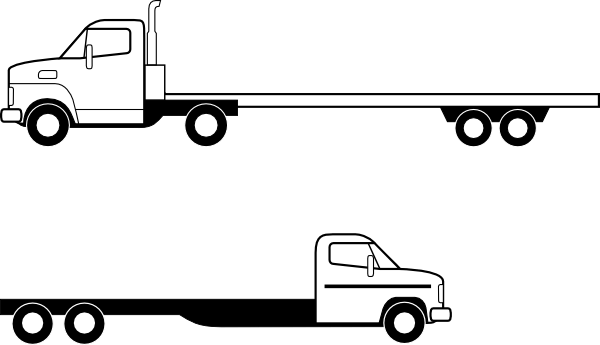 Tow clipart rollback wrecker. Free truck cliparts download
