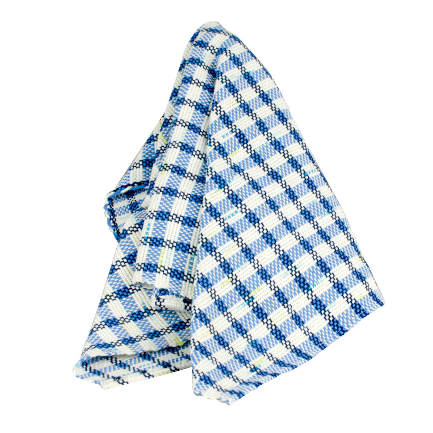 Towel transparent kitchen. Life is messy handwoven