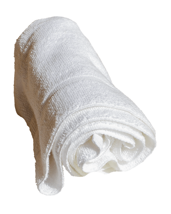 towel transparent
