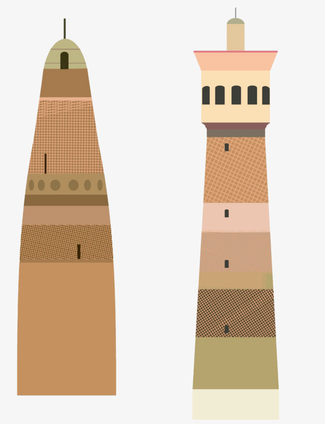 Tower clipart building tower. Egyptian architecture khaki png
