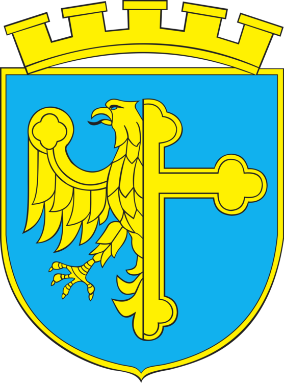 Tower clipart coat arm. Opole of arms poland
