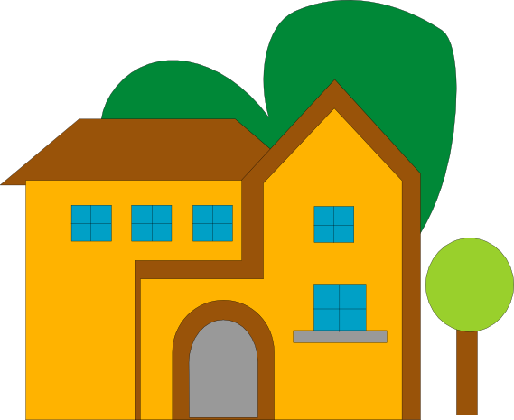Tower clipart green. Free building download clip