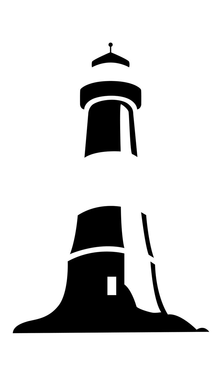 Tower clipart meaning. Geometric tattoo lighthouse tattoos